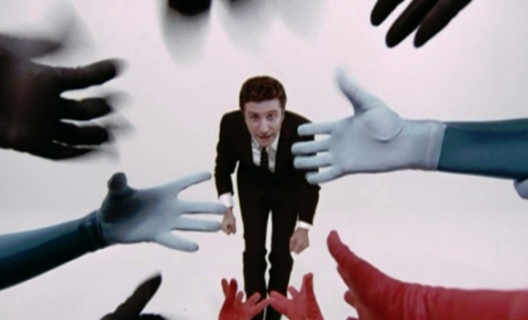 Gilbert Bécaud « Catch Me », par Jean-Christophe Averty.