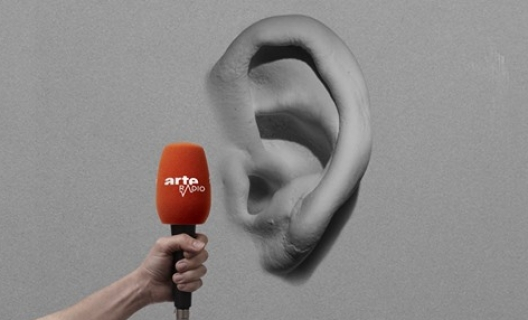 Goûter d'écoute ARTE Radio