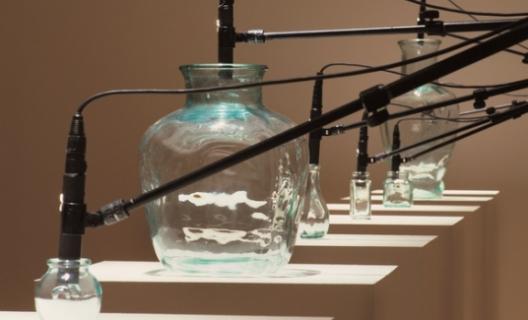 Alvin LUCIER, Empty Vessels, 1997 - Photo : Blaise Adilon