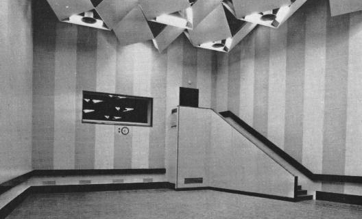 Studio maison de la Radio © planete-acoustique.com