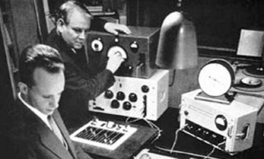 HERBERT EIMERT, WERNER MEYER-EPPLER ET AL, Foundation of Studio für elektronische Musik (Köln)
