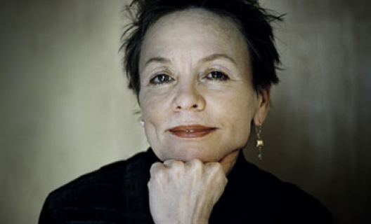 Laurie Anderson © Tim Knox