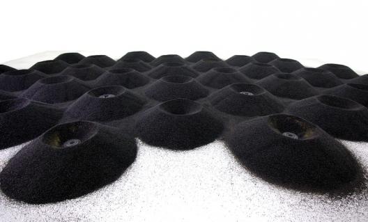 Table d'harmonie - Pascal Broccolichi, 2010
