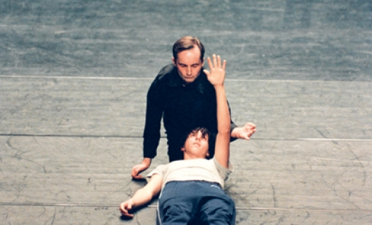 Raimund Hoghe, 'Sacre - The rite of spring' � Rosa Frank