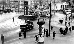 « Berlin Symphonie d'une grande ville » de Walter Ruttman, 1927