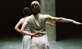 Anne Teresa De Keersmaeker, « Fase, Four Movements to the Music of Steve Reich » @ Anne von Aerschot