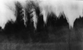 Alix Cléo Roubaud, Quinze minutes la nuit au rythme de la respiration, 1980