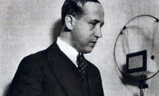 Hans Flesch en 1929, domaine public.