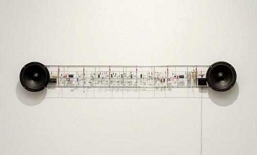 Peter Vogel sound circuit art