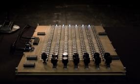 Tristan Perich - Noise patterns