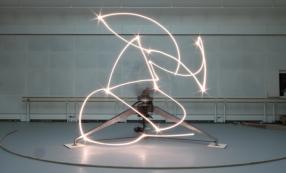 Conrad Shawcross, ADA, 2012. Courtesy de l'artiste et de la Victoria Miro gallery (Londres).